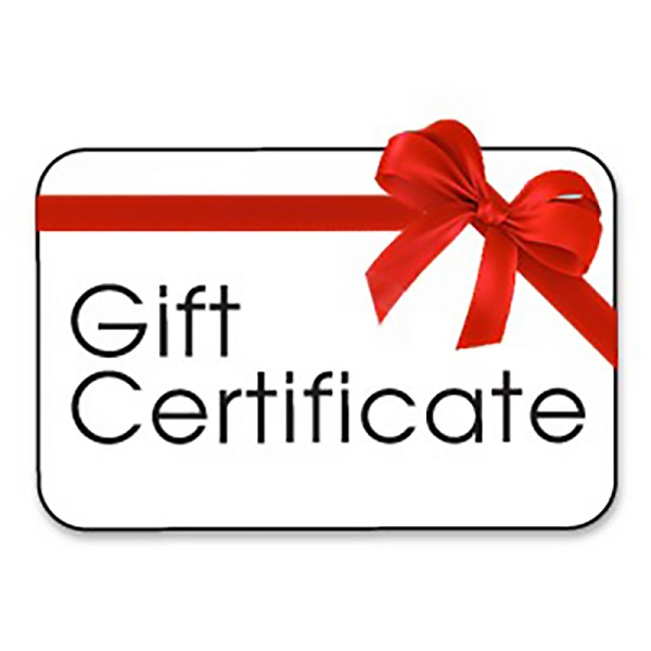 $500 Gift Certificate Giveaway