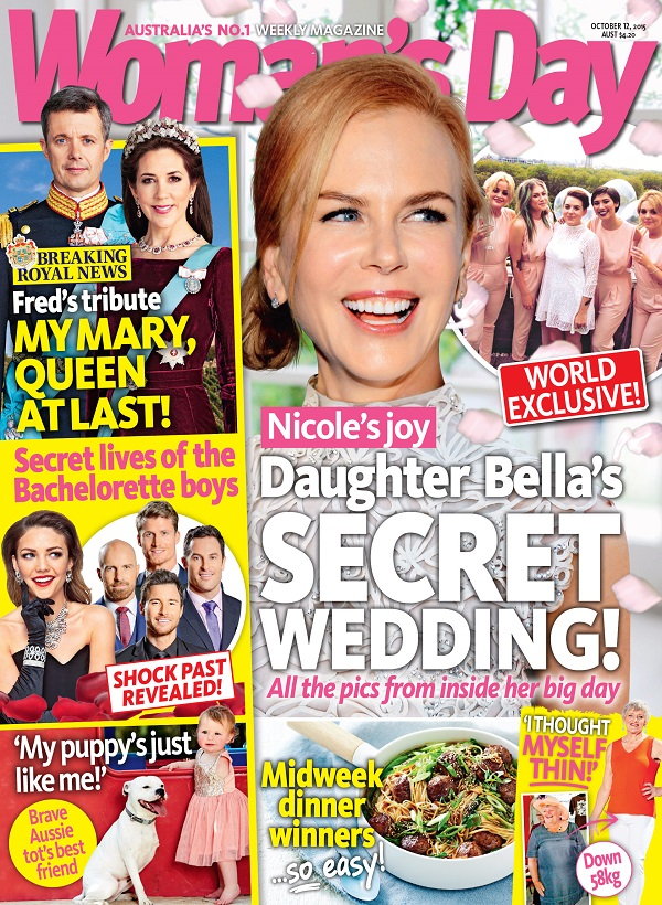 Complimentary Subscription To Woman's Day Magazine