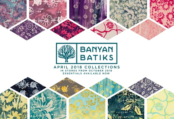 Banyan Batiks Rock City Collection Sweepstakes