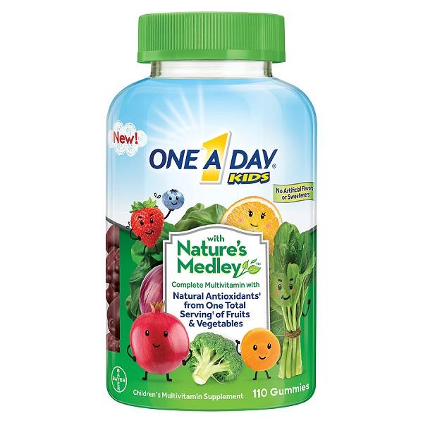 FREE One A Day Nature's Medley Vitamins at CVS