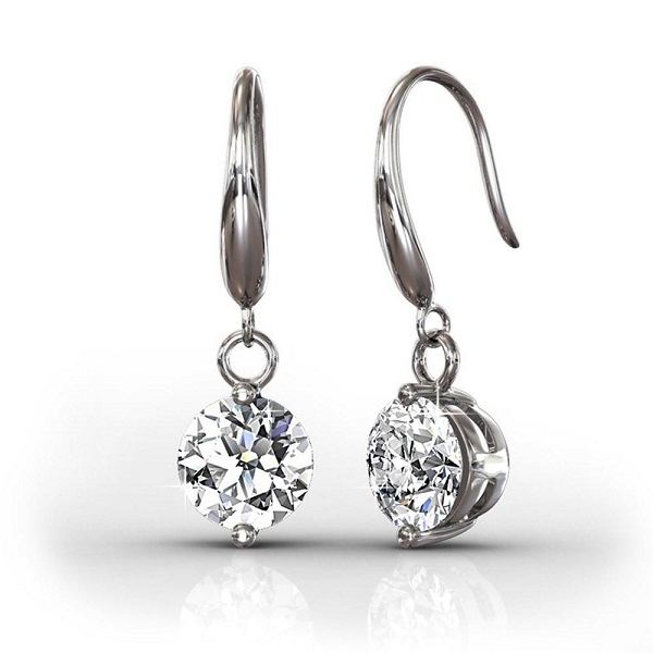 Sterling Silver 18K Gold Plated Earrings Sweepstakes