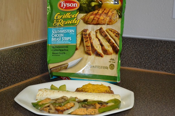 Free Tyson Grilled & Ready Chicken House Party
