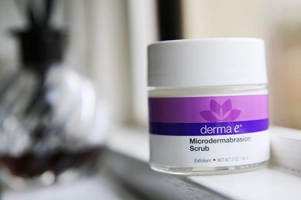 Free Sample Of Derma e Microdermabrasion Scrub