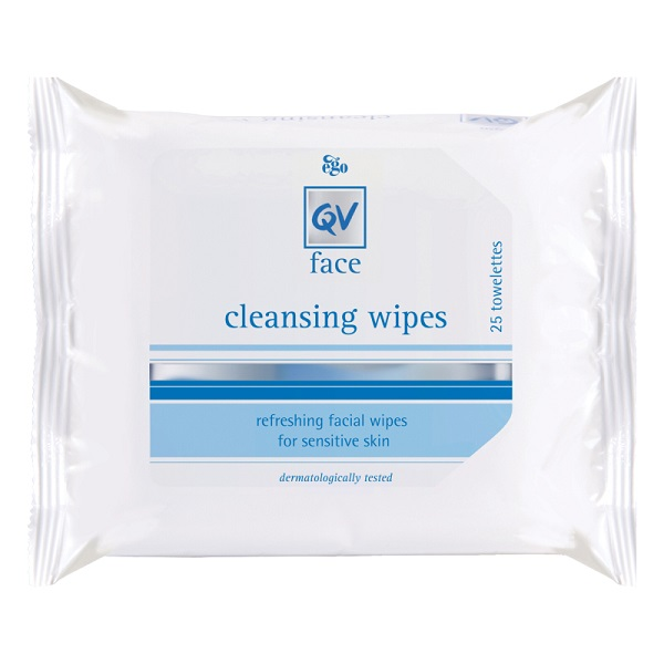 Free Facial Cleansing Wipes