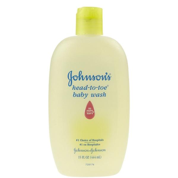 Free Sample Of JONHSON'S Wash & Shampoo