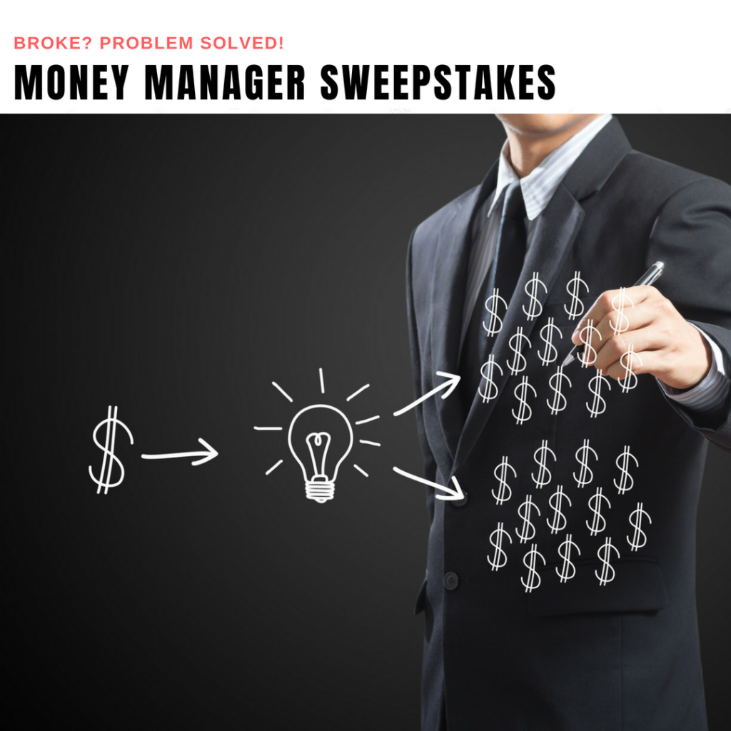 Money Manager Giveaway