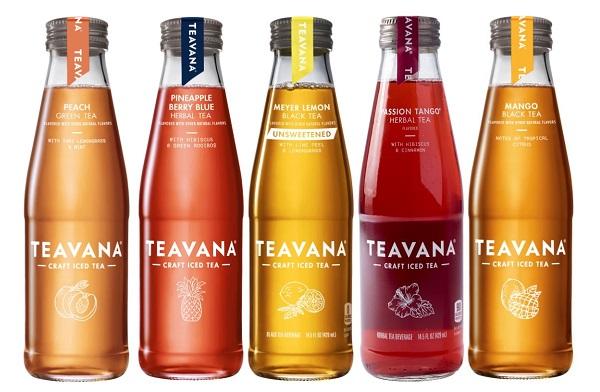 Free Teavana Tea Party