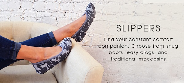 Free Totes Isotoner Zenz Woman's Slippers