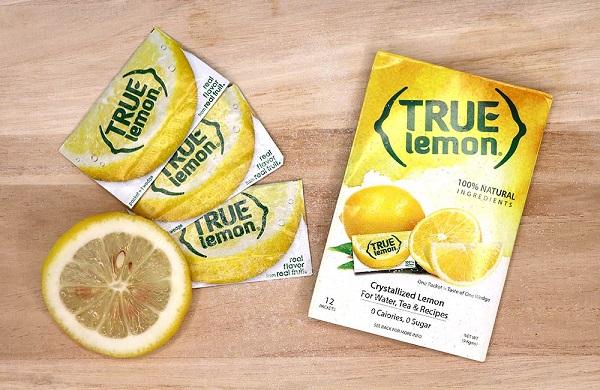 Free True Citrus True Appreciation Gift