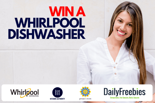 The Best Whirlpool Dishwasher Sweepstakes