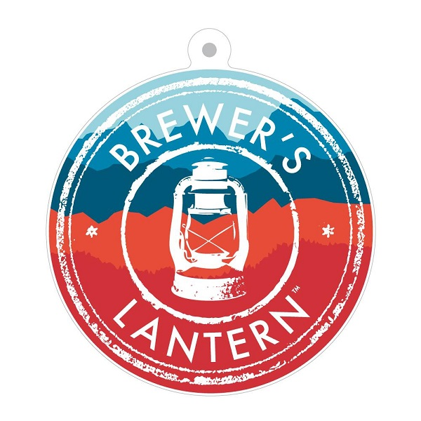 Free Brewer's Lantern Stickers