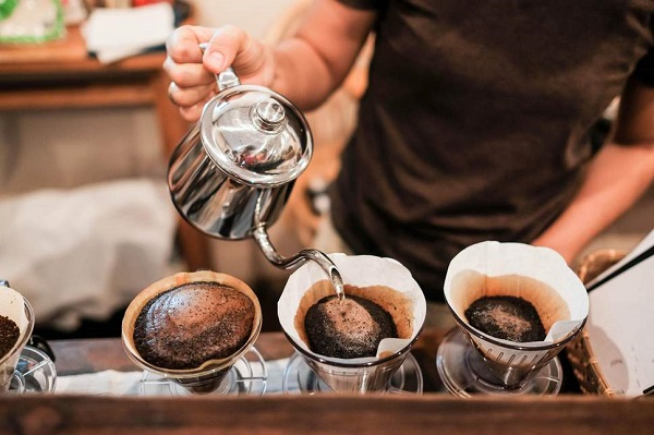 Free Sample of Bull Bear Coffee Blends