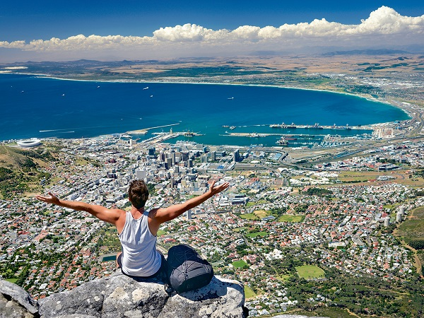 Trip For 2 To Cape Town, South Africa Sweepstakes