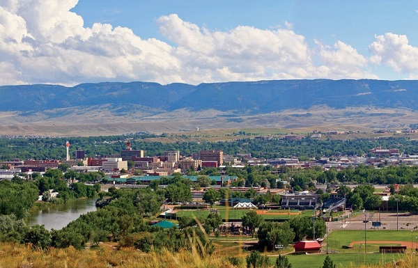 Casper, Wyoming Vacation Sweepstakes