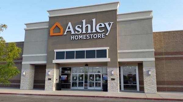 $1,000 Ashley HomeStore Shopping Spree Giveaway