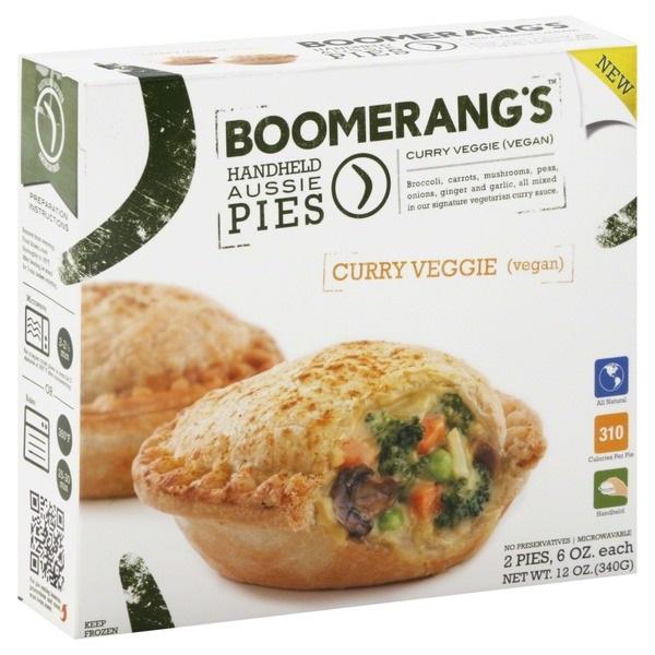 Free Boomerang's Pies