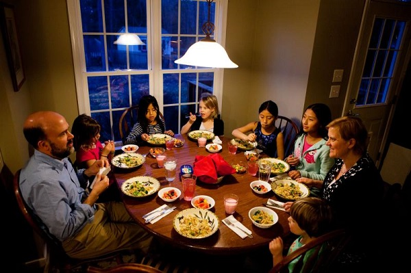 Family Dinner & A Movie Sweepstakes