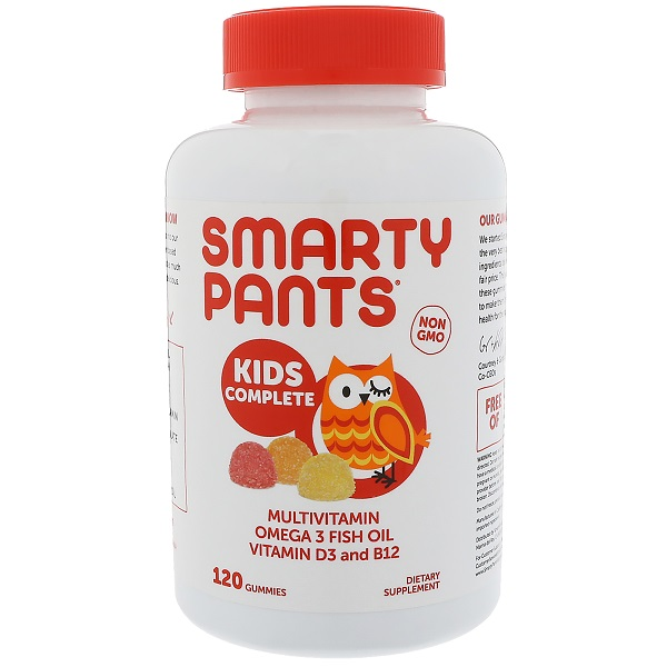 3 Free Samples of SmartyPants