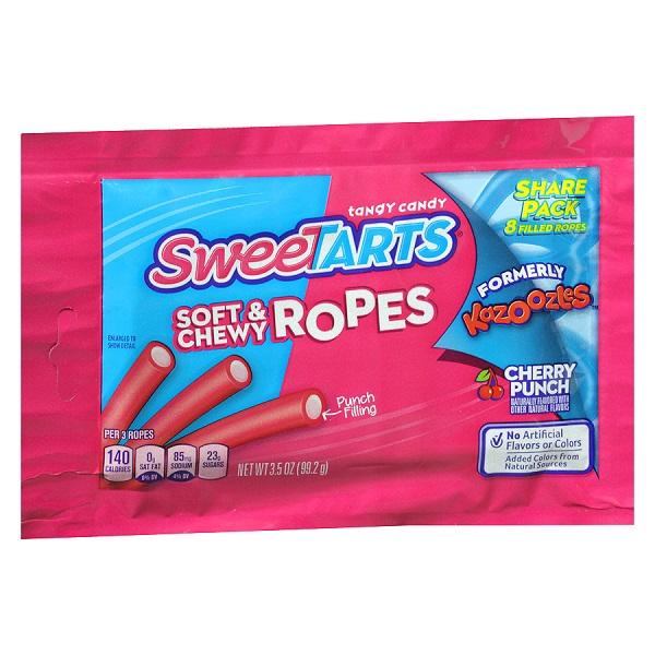 Free Sample of SweeTARTS Ropes at Walmart
