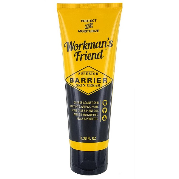 Free Sample of Workman's Friend Skin Barrier Cream