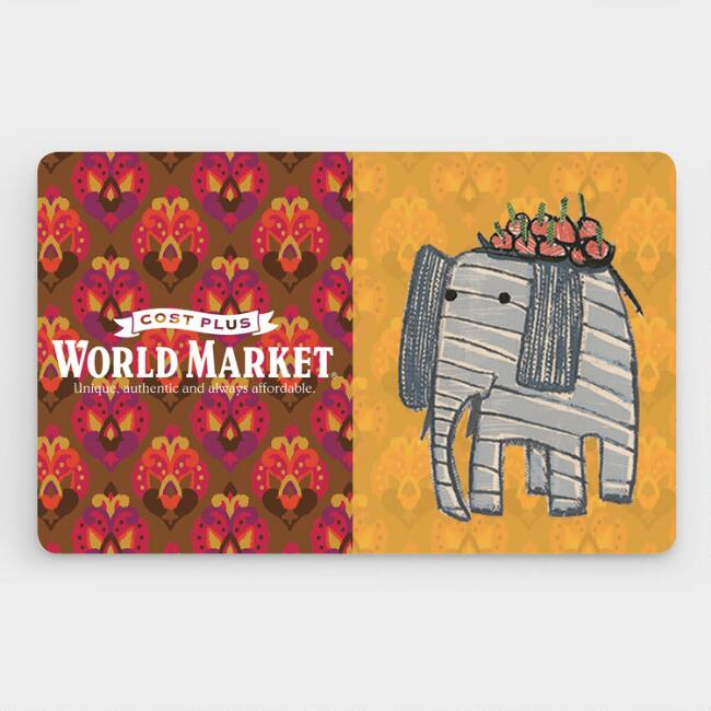 $300 Cost Plus World Market Gift Card Giveaway