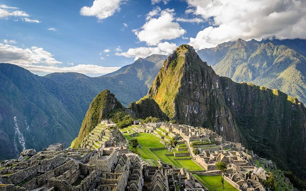 Trip For Two To Peru Sweepstakes