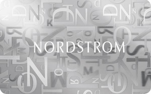 $100 Nordstrom Gift Card Giveaway