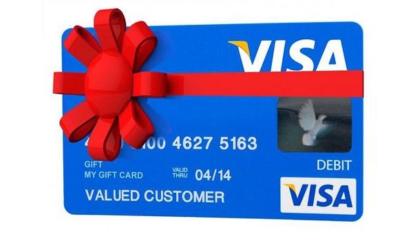 $500 Virtual Visa Prepaid Gift Card Giveaway
