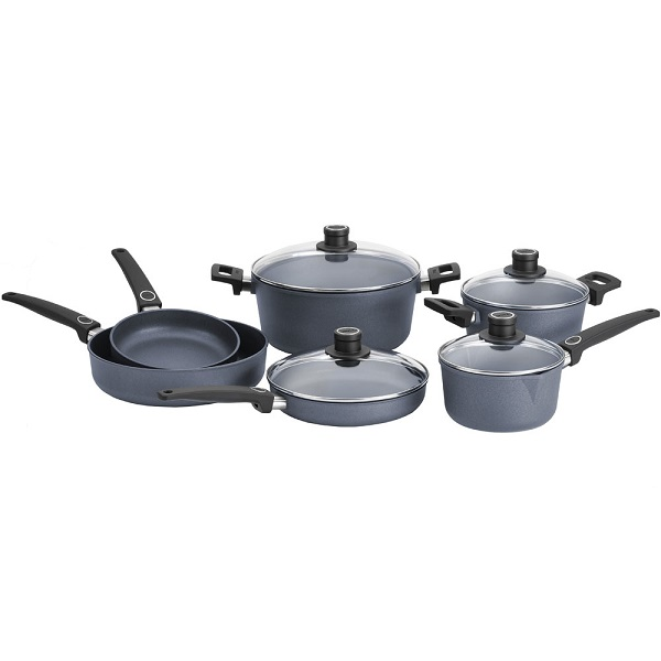 WOLL Diamond Lite 10 Piece Cookware Set Giveaway