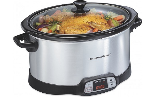 Pro Chef 8-Quart Oblong-Shaped Slow Cooker Giveaway