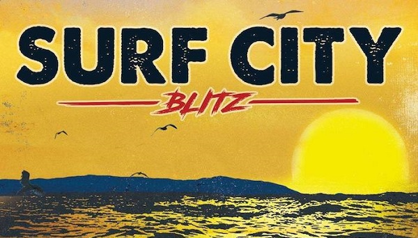Two VIP Passes To Surf City Blitz Sweepstakes