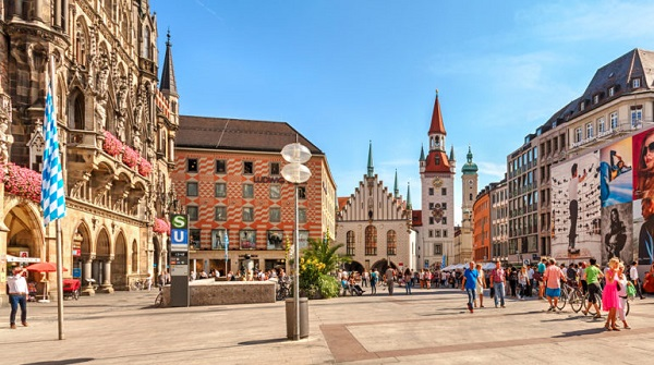 Trip For 2 To Munich, Germany Sweepstakes
