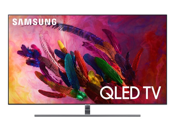 Samsung 55-Inch 4K Ultra HD Smart QLED TV Sweepstakes