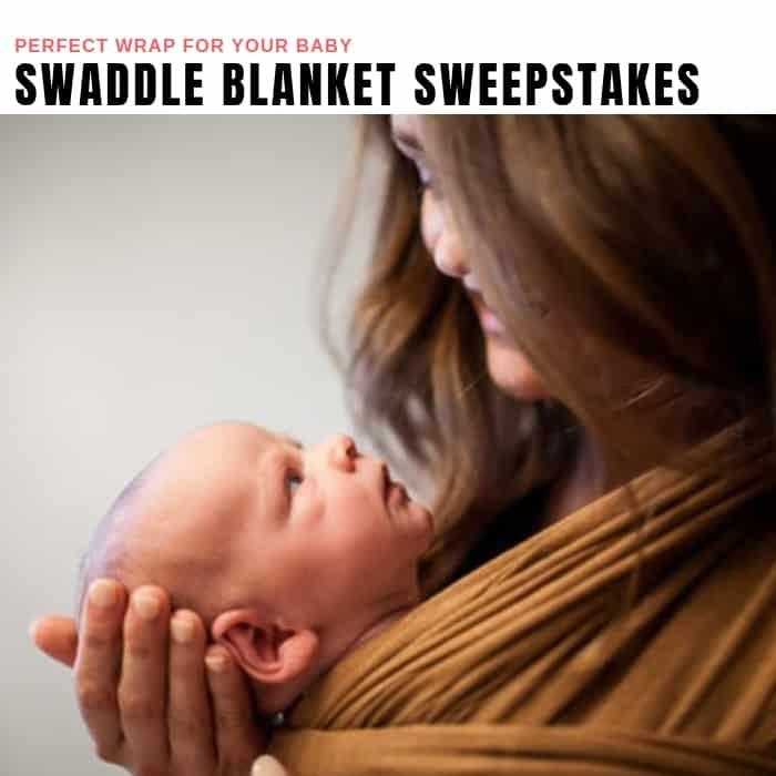 Swaddle Blanket Sweepstakes