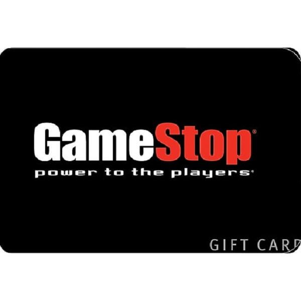 $100 Gamestop Gift Card Giveaway