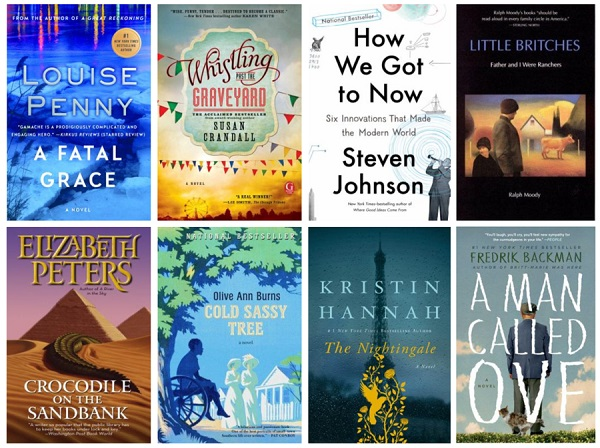 Back to Book Club Sweepstakes