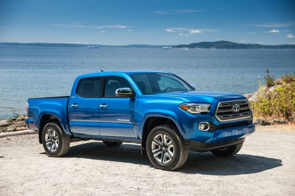 2018 Toyota Tacoma Truck Sweepstakes