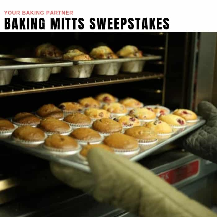 Baking Mitts Sweepstakes