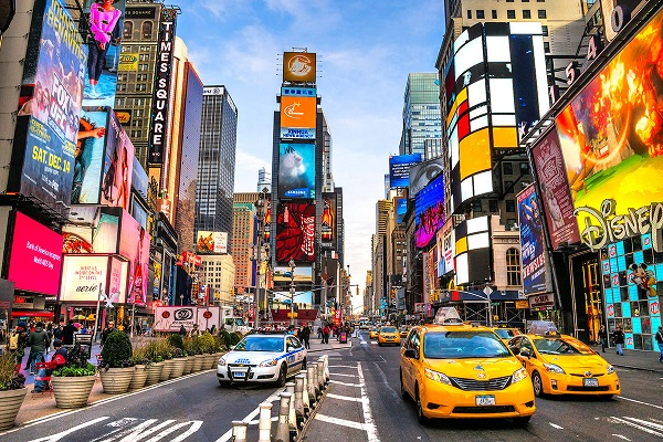 Trip For Two To New York Sweepstakes