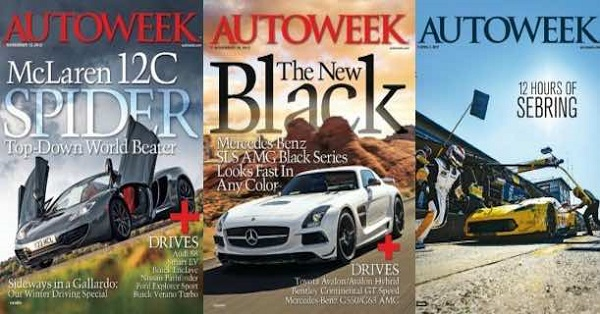 Free Subscription to Autoweek