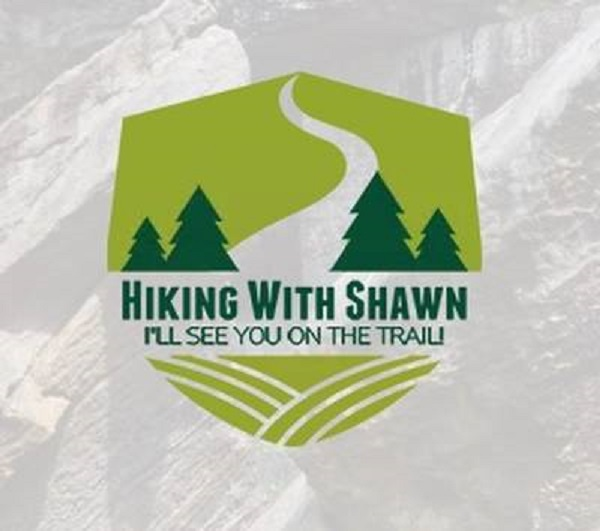 Free Hiking with Shawn Sticker