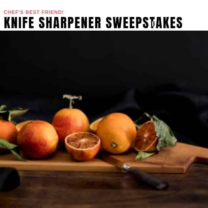 Knife Sharpener Sweepstakes