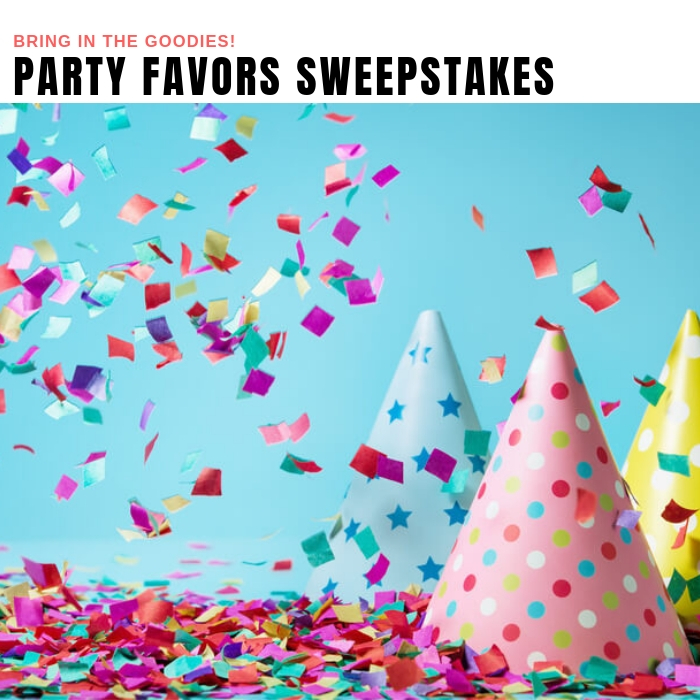 Party Favors Sweepstakes