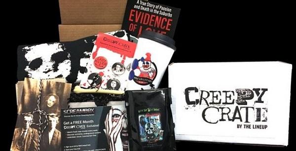 Creepy Crate Sweepstakes