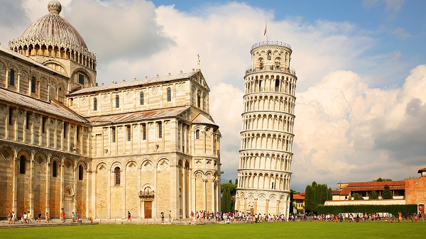Trip For two To Italy Sweepstakes