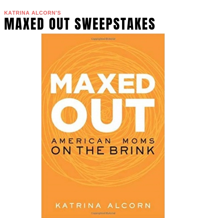 Maxed Out Sweepstakes