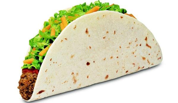 Free Taco Everyday This Week
