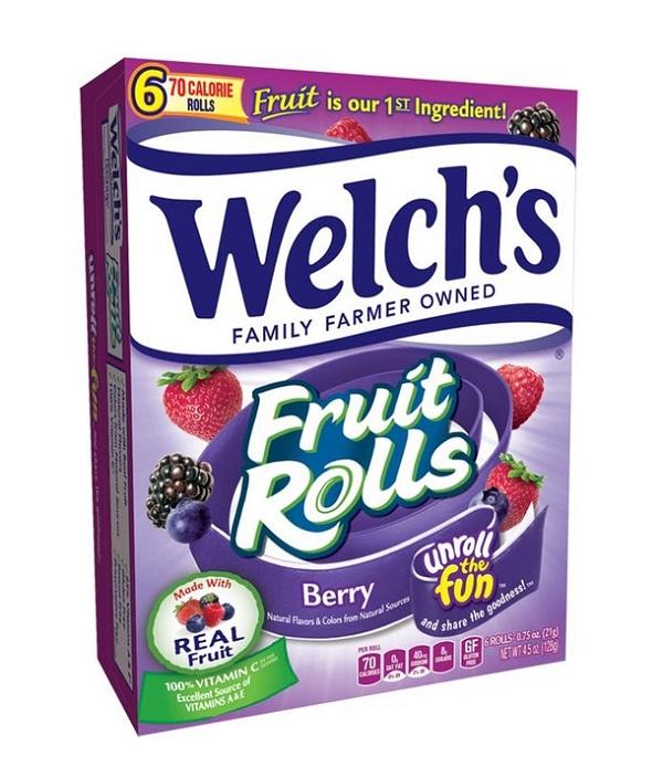 Free Welch's Fruit Rolls