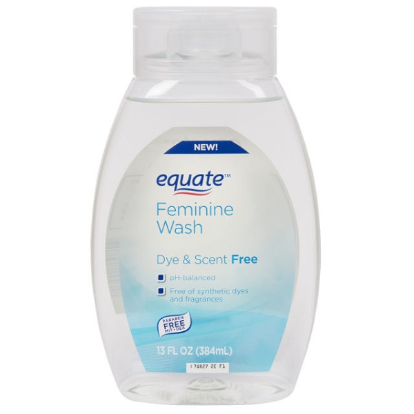 Free Equate Feminine Care Products
