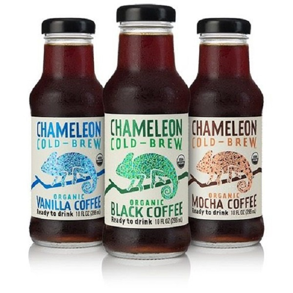 Free Chameleon Cold Brew Coffee